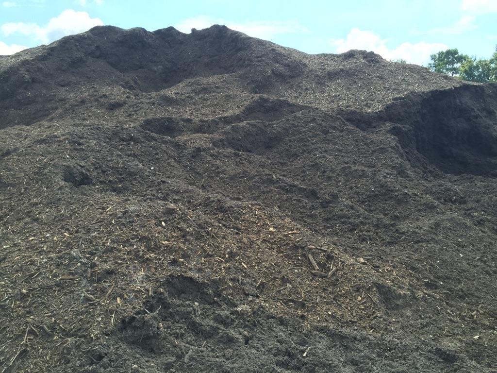Mulch - Brunswick County Landfill