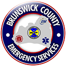 Brunswick County Emergency Services Logo
