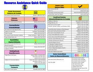 Health Services - Brunswick County Government