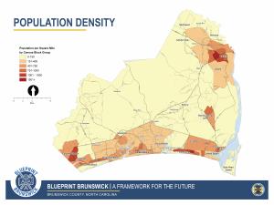 Population Density Map