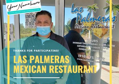 Las Palmeras Mexican Restaurant
